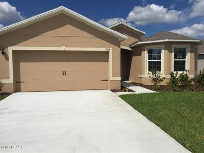 5304 Bear Corn Run Port Orange, FL MLS# 1034012