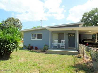 447 8th Street Holly Hill, FL MLS# 1069787