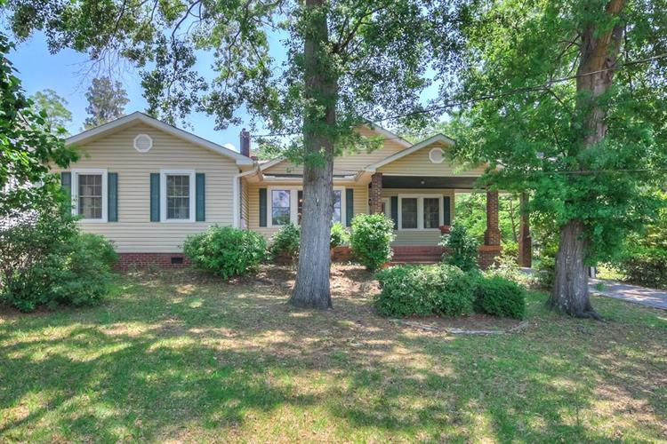 911 Lake Avenue, North Augusta, SC 29841