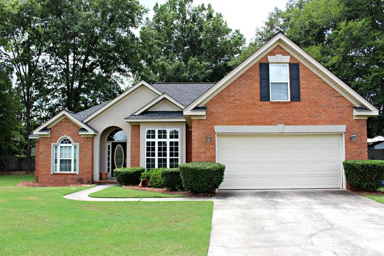 617 Gregory Falls Court, Grovetown, GA 30813