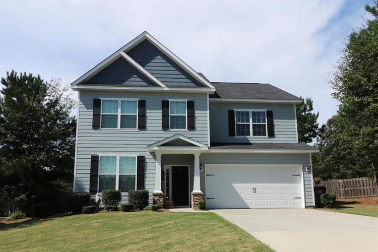 334 Foxchase Circle, North Augusta, SC 29860
