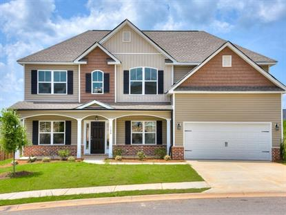1196 Fawn Forest Road  Grovetown, GA MLS# 424970