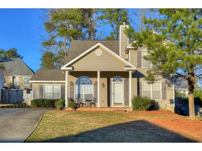 5140 Saddle Circle  Evans, GA MLS# 436288