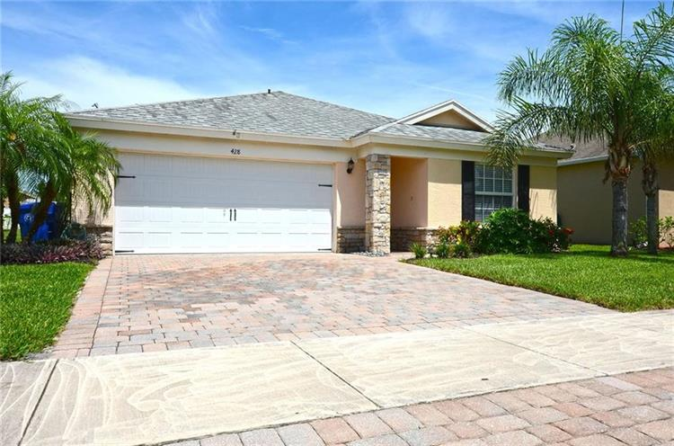 428 Lexington Boulevard, Vero Beach, FL 32962