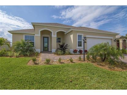 733 Fortunella Circle SW Vero Beach, FL MLS# 201961