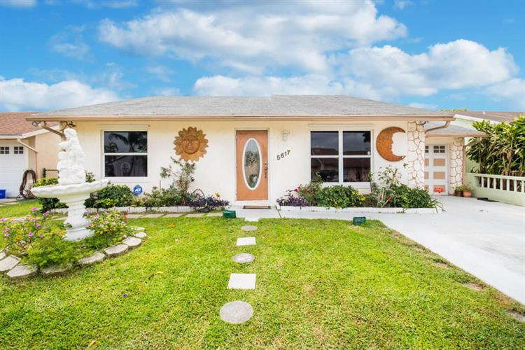 5617 Priscilla Lane, Lake Worth, FL 33463