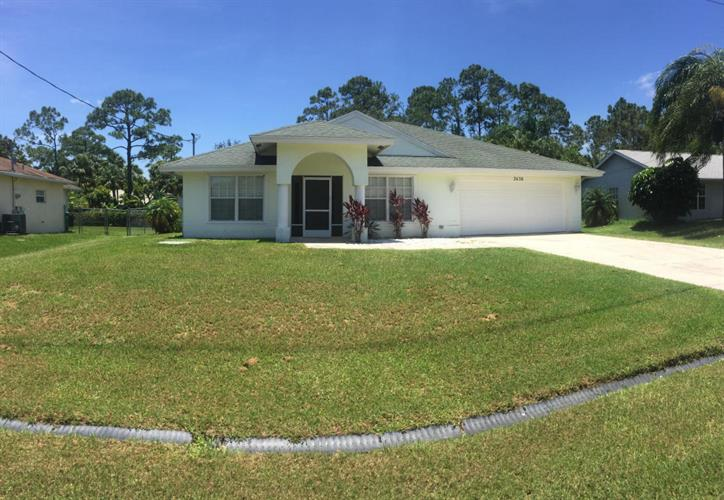 2638 SW Ace Road, Port Saint Lucie, FL 34953