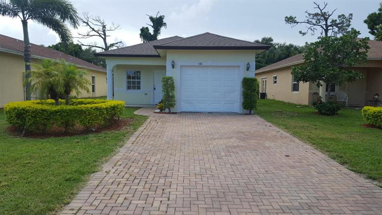 4311 Urquhart Street, Lake Worth, FL 33461