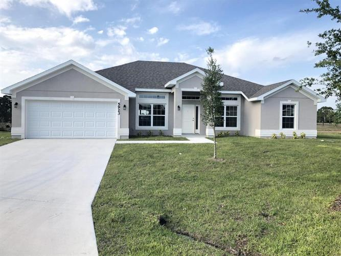 5923 NW Brianna Court, Port Saint Lucie, FL 34986