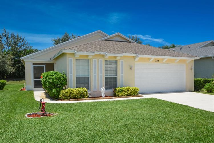 330 SW North Shore Boulevard, Port Saint Lucie, FL 34986