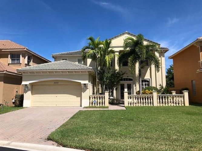 3033 Santa Margarita Road, West Palm Beach, FL 33411