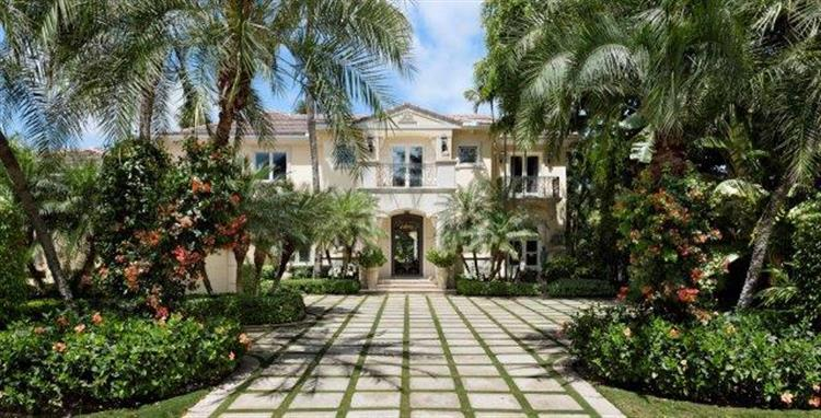 217 Via Tortuga, Palm Beach, FL 33480