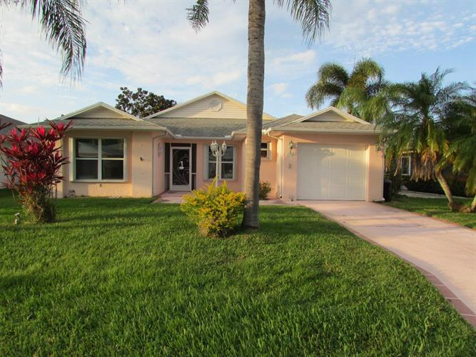 654 Ponytail Lane, Fort Pierce, FL 34982 - Image 1