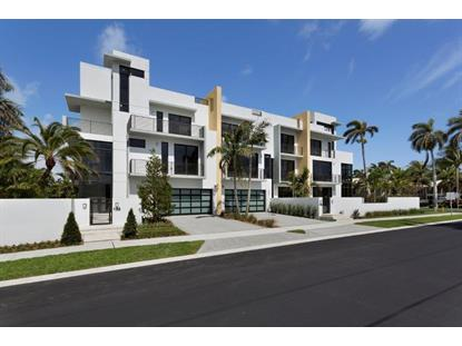 154 Andrews Avenue Delray Beach, FL MLS# RX-10112005
