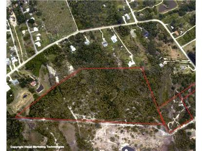 Tbd Fleming Grant Road Micco, FL MLS# RX-10151981