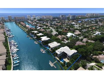 Lot #3 Palm Way Boca Raton, FL MLS# RX-10233344