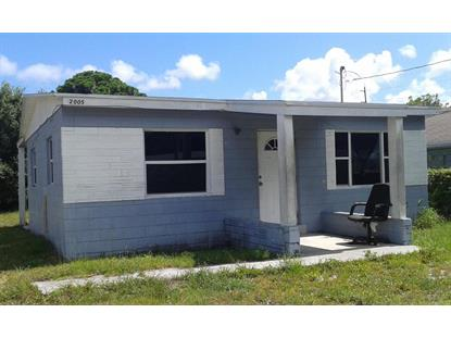 2005 Avenue P , Fort Pierce, FL
