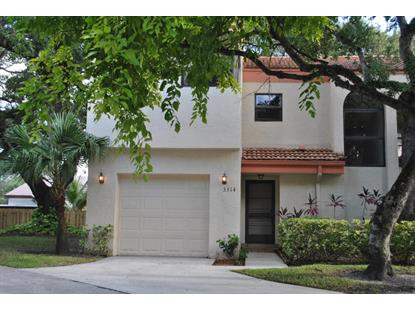 3314 Old Oak Lane Hollywood, FL MLS# RX-10270421