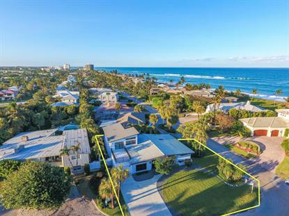 25 Ocean Drive Jupiter Inlet Colony, FL MLS# RX-10283601