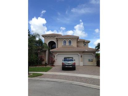 809 Montclaire Court West Palm Beach, FL MLS# RX-10298762