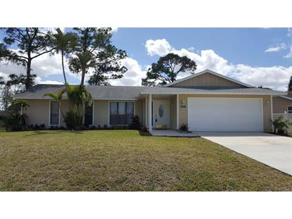 356 NW Placid Avenue Port Saint Lucie, FL MLS# RX-10318640
