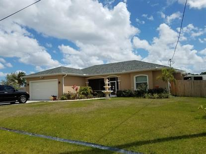 5842 NW Bates Avenue Port Saint Lucie, FL MLS# RX-10324936