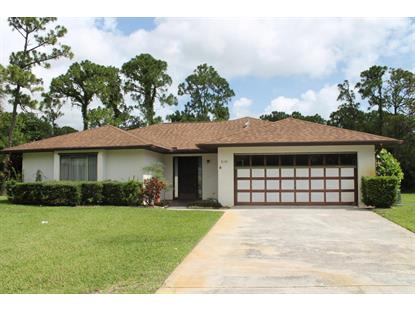 2101 SE Dolphin Road Port Saint Lucie, FL MLS# RX-10345146