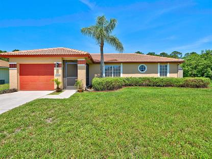 3433 SW Vendome Street Port Saint Lucie, FL MLS# RX-10345295