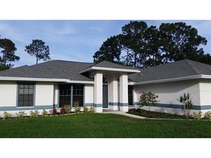 1999 SW Delmonico Avenue Port Saint Lucie, FL MLS# RX-10345318