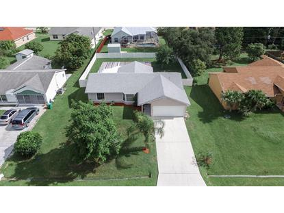 4490 NW Albion Avenue Port Saint Lucie, FL MLS# RX-10345977