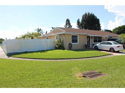4397 Ixora Circle Lake Worth, FL MLS# RX-10354488