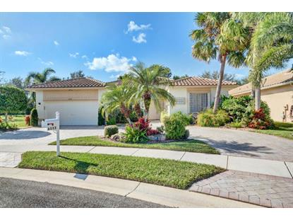 6555 Boticelli Drive Lake Worth, FL MLS# RX-10384687