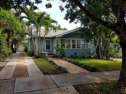 734 New York Street West Palm Beach, FL MLS# RX-10398216