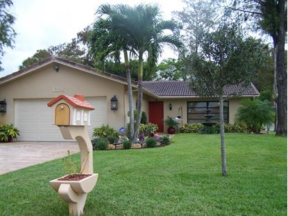 1328 NW 87th Avenue Coral Springs, FL MLS# RX-10411935