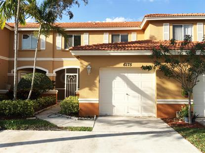 6175 Eaton Street West Palm Beach, FL MLS# RX-10411962