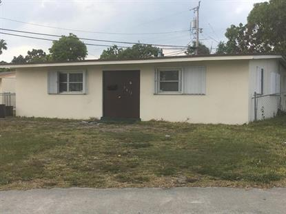 5015 Pat  West Palm Beach, FL MLS# RX-10420350