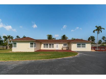 4703 Belvedere Road West Palm Beach, FL MLS# RX-10421905