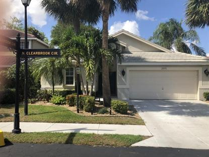 2895 N Clearbrook Circle Delray Beach, FL MLS# RX-10422132