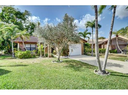 19619 Back Nine Drive Boca Raton, FL MLS# RX-10424062