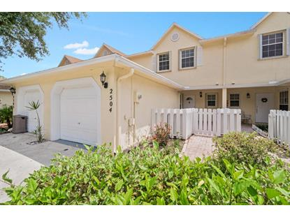 2504 Maplewood Drive Greenacres, FL MLS# RX-10426650