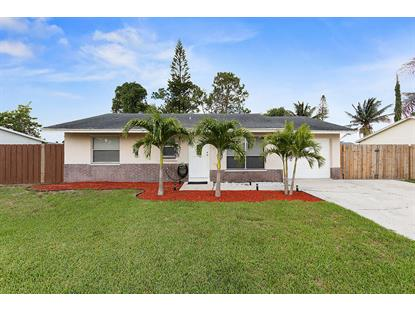 6338 Carthage N Circle Lake Worth, FL MLS# RX-10431186