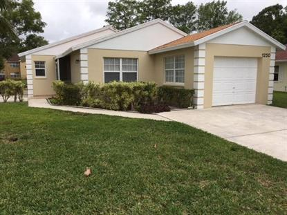1250 Pine Sage Circle West Palm Beach, FL MLS# RX-10434687
