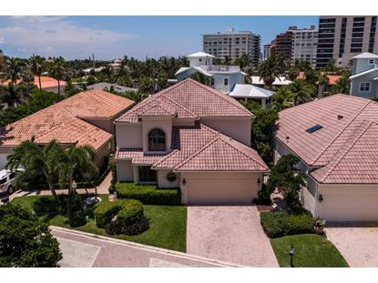 312 Alicante Drive Juno Beach, FL MLS# RX-10447519