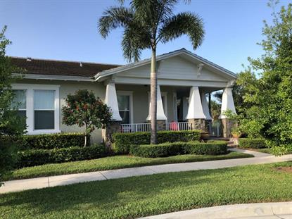 1347 Telfair Drive Jupiter, FL MLS# RX-10455290