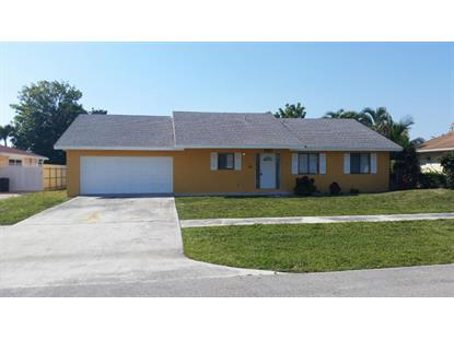1357 Westchester W Drive West Palm Beach, FL MLS# RX-10456445