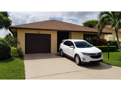 6219 Lakemont E Circle Greenacres, FL MLS# RX-10462366