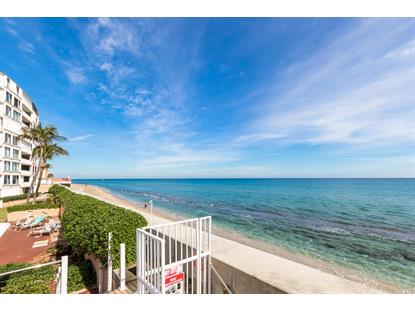 3589 S Ocean Boulevard Palm Beach, FL MLS# RX-10462405