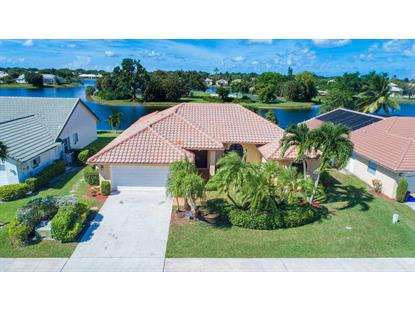 6903 Lake Island Drive Lake Worth, FL MLS# RX-10463374