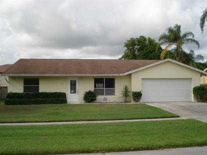 4633 Blue Pine Circle Lake Worth, FL MLS# RX-10464619