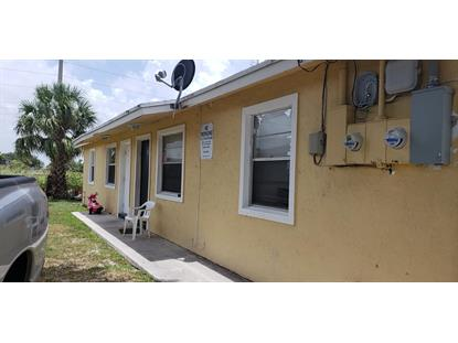 4023 Windsor Avenue West Palm Beach, FL MLS# RX-10464876